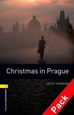 BKWM 3rd Edition 1: Christmas in Prague with Audio CD (книга та аудiодиск) - фото книги