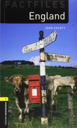 BKWM 3rd Edition 1: England Factfile - фото обкладинки книги