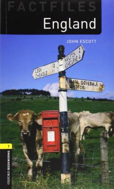 BKWM 3rd Edition 1: England Factfile - фото книги