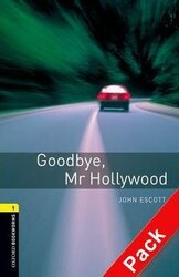 BKWM 3rd Edition 1: Goodbye Mr Hollywood with Audio CD (книга та аудiодиск) - фото обкладинки книги