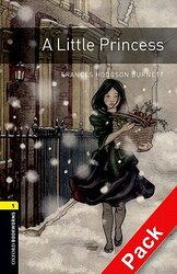 BKWM 3rd Edition 1: Little Princess with Audio CD (книга та аудiодиск) - фото обкладинки книги