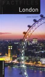 BKWM 3rd Edition 1: London Factfile - фото обкладинки книги