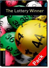 BKWM 3rd Edition 1: Lottery Winner with Audio CD (книга та аудiодиск) - фото обкладинки книги