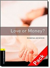 BKWM 3rd Edition 1: Love or Money? with Audio CD (книга та аудiодиск) - фото обкладинки книги