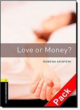 BKWM 3rd Edition 1: Love or Money? with Audio CD (книга та аудiодиск) - фото книги