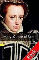 BKWM 3rd Edition 1: Mary, Queen of Scots with Audio CD (книга та аудiодиск) - фото обкладинки книги