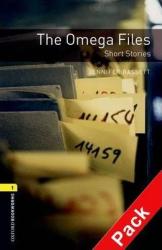 BKWM 3rd Edition 1: Omega Files - Short Stories with Audio CD (книга та аудiодиск) - фото обкладинки книги