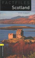 BKWM 3rd Edition 1: Scotland Factfile - фото обкладинки книги