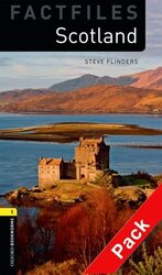 BKWM 3rd Edition 1: Scotland Factfile with Audio CD(книга та аудiодиск) - фото обкладинки книги