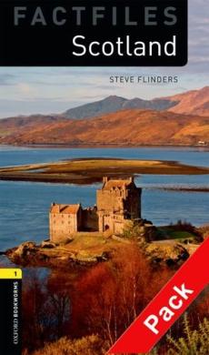 BKWM 3rd Edition 1: Scotland Factfile with Audio CD(книга та аудiодиск) - фото книги