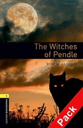 BKWM 3rd Edition 1: Witches of Pendle with Audio CD(книга та аудiодиск) - фото обкладинки книги