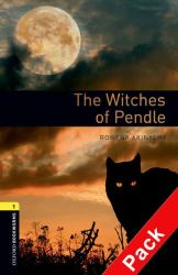 BKWM 3rd Edition 1: Witches of Pendle with Audio CD(книга та аудiодиск) - фото обкладинки книги