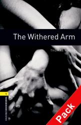 BKWM 3rd Edition 1: Withered Arm with Audio CD(книга та аудiодиск) - фото обкладинки книги