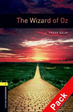 BKWM 3rd Edition 1: Wizard of Oz with Audio CD(книга та аудiодиск) - фото книги
