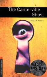 BKWM 3rd Edition 2: Canterville Ghost with Audio CD (книга та аудiо) - фото обкладинки книги