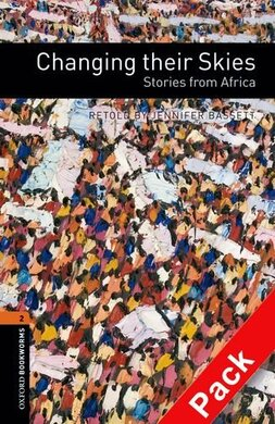 BKWM 3rd Edition 2: Changing their Skies: Stories from Africa with Audio CD(книга та аудiо) - фото книги
