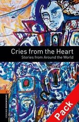 BKWM 3rd Edition 2: Cries from the Heart - Stories from Around the World with Audio CD - фото обкладинки книги