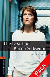 BKWM 3rd Edition 2: Death of Karen Silkwood with Audio CD (книга та аудiо) - фото обкладинки книги