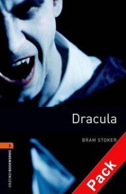 BKWM 3rd Edition 2: Dracula with Audio CD (книга та аудiо) - фото книги