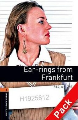 BKWM 3rd Edition 2: Ear-rings from Frankfurt with Audio CD(книга та аудiо) - фото книги