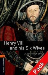 BKWM 3rd Edition 2: Henry VIII and his Six Wives with Audio CD(книга та аудiо) - фото обкладинки книги
