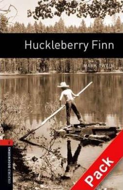 BKWM 3rd Edition 2: Huckleberry Finn with Audio CD(книга та аудiо) - фото книги