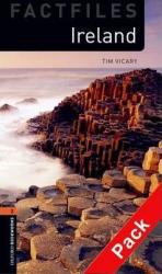 BKWM 3rd Edition 2: Ireland Factfile with Audio CD (книга та аудiо) - фото обкладинки книги