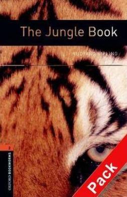 BKWM 3rd Edition 2: Jungle Book with Audio CD (книга та аудiо) - фото книги