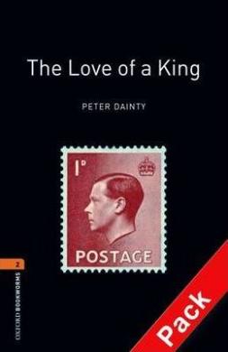 BKWM 3rd Edition 2: Love of a King with Audio CD (книга та аудiо) - фото книги