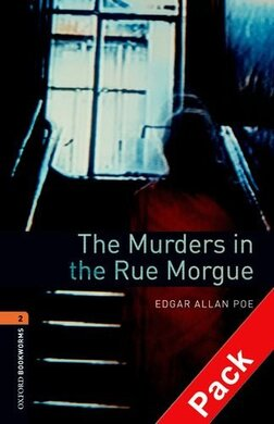 BKWM 3rd Edition 2: Murders in the Rue Morgue with Audio CD (книга та аудiо) - фото книги