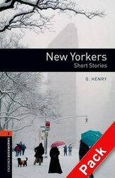 BKWM 3rd Edition 2: New Yorkers - Short Stories with Audio CD(British English) (книга+аудiо) - фото обкладинки книги