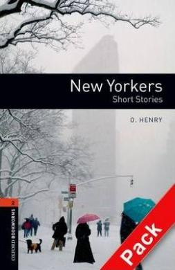 BKWM 3rd Edition 2: New Yorkers - Short Stories with Audio CD(British English) (книга+аудiо) - фото книги