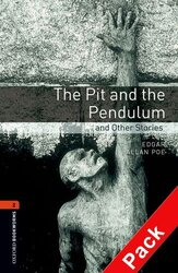 BKWM 3rd Edition 2: Pit and the Pendulum and other Stories with Audio CD (книга та аудiо) - фото обкладинки книги