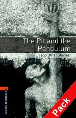 BKWM 3rd Edition 2: Pit and the Pendulum and other Stories with Audio CD (книга та аудiо) - фото книги
