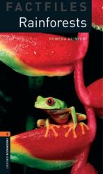 BKWM 3rd Edition 2: Rainforests Factfile - фото обкладинки книги