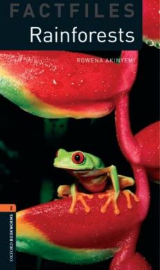 BKWM 3rd Edition 2: Rainforests Factfile - фото книги