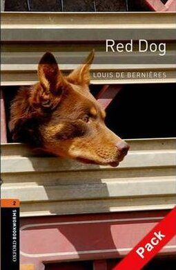 BKWM 3rd Edition 2: Red Dog with Audio CD (книга та аудiо) - фото книги