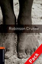 BKWM 3rd Edition 2: Robinson Crusoe with Audio CD (книга та аудiо) - фото обкладинки книги