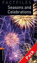 BKWM 3rd Edition 2: Seasons and Celebrations Factfile with Audio CD (книга та аудiо) - фото обкладинки книги