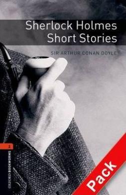 BKWM 3rd Edition 2: Sherlock Holmes Short Stories with Audio CD (книга та аудiо) - фото книги