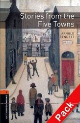 BKWM 3rd Edition 2: Stories from the Five Towns with Audio CD (книга + аудiо) - фото обкладинки книги