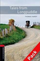 BKWM 3rd Edition 2: Tales from Longpuddle with Audio CD (книга + аудiо) - фото обкладинки книги