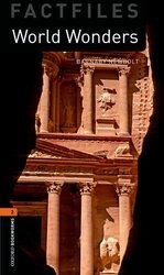 BKWM 3rd Edition 2: World Wonders Factfile - фото обкладинки книги