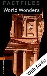 BKWM 3rd Edition 2: World Wonders Factfile with Audio CD (книга та аудiо) - фото обкладинки книги
