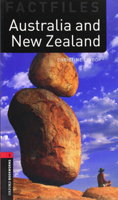 BKWM 3rd Edition 3: Australia and New Zealand Factfile - фото книги