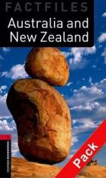 BKWM 3rd Edition 3: Australia and New Zealand Factfile with Audio CD (книга та аудiо) - фото обкладинки книги