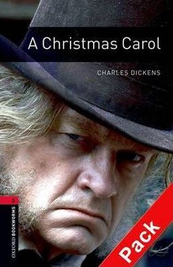 BKWM 3rd Edition 3: Christmas Carol with Audio CD (книга та аудіо) - фото книги