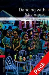 BKWM 3rd Edition 3: Dancing with Strangers - Stories from Africa with Audio (книга + аудіо) - фото обкладинки книги