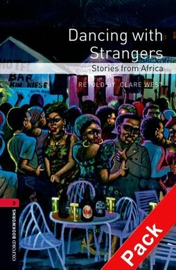 BKWM 3rd Edition 3: Dancing with Strangers - Stories from Africa with Audio (книга + аудіо) - фото книги