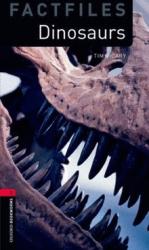 BKWM 3rd Edition 3: Dinosaurs Factfile - фото обкладинки книги